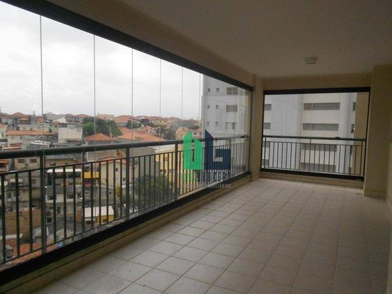 Apartamento Residencial Para Venda E Locação, Santana, São Paulo. - Ap0053
