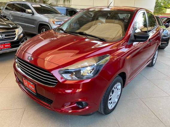 Ford Figo 1.5 Impulse Aa Sedan Mt 2018