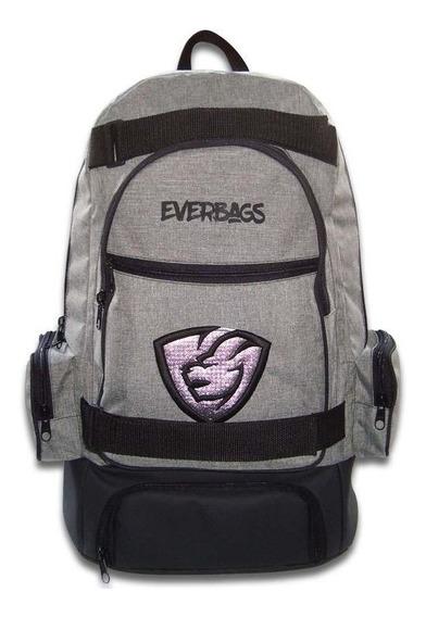Mochila Térmica Fitness Marmita Camuflada Everbags Notebook