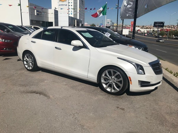Cadillac Ats 2017 2.0 Premium At
