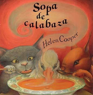 Sopa De Calabaza, Helen Cooper, Juventud
