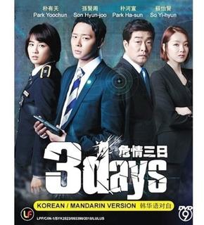 Three Day + 3 Days + Dorama Corea + Completa