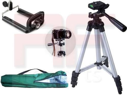 Tripé Camera Profissional 1,80 Canon Nikon Sony Foto