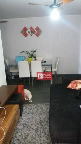 Apartamento Com 2 Dormitórios À Venda, 56 M² Por R$ 350.000,00 - Vila Campo Grande - São Paulo/sp - Ap30452