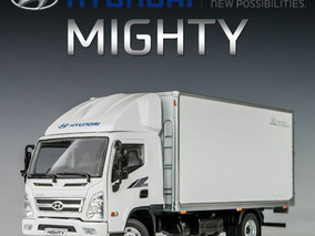 Hyundai Migthy Con Furgon Entrega Inmediata