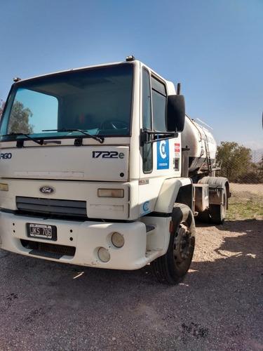 Camión Atmosférico Ford Cargo 1722  - Año 2010