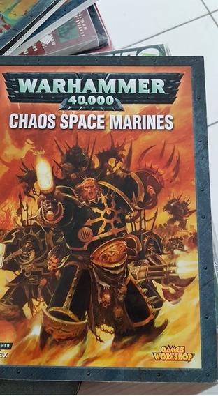 Rpg Warhammer 40.000 Codex: 4 Vols