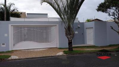 Casa Com 3 Dormitórios À Venda, 296 M² Por R$ 1.250.000,00 - Jardim Flamboyant - Santa Bárbara D