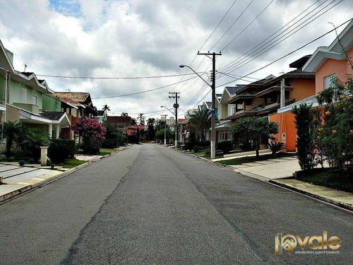 Imagem 1 de 3 de Terreno À Venda Em Condomínio 314 M² - Cidade Jardim - Jacareí/sp - Te0090