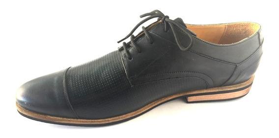 Zapatos De Cuero Hombre Talles Grandes