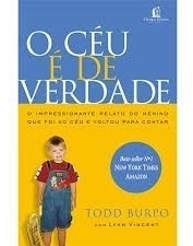 Lote De 10 Livros O Céu De Verdade