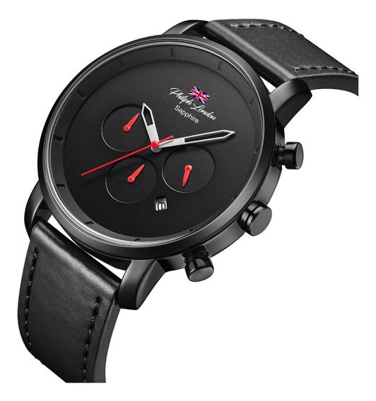 Relógio Masculino Philiph London Pl80108612m