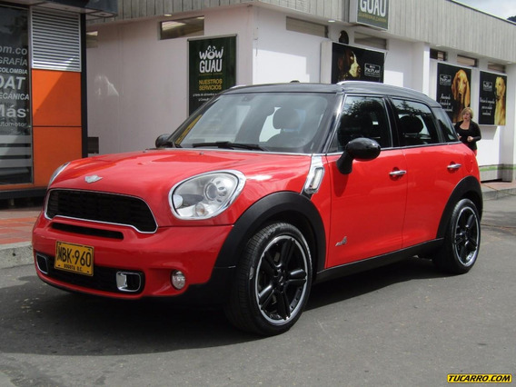 Mini Cooper S Countryman Hotchili All 4 Mt 1600cc T
