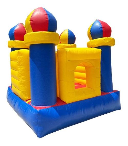 Castillo Para Niños | Brincolin Inflable | Incluye Motor