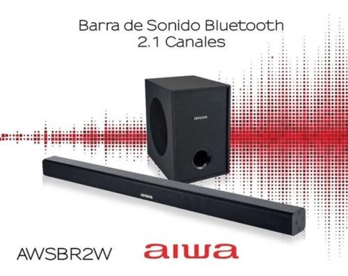 Imagen 1 de 4 de Barra De Sonido Sound Bar Con Subwoofer. Totalmente Nuevo