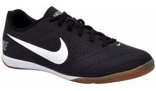Tênis Masculino Nike Futsal Beco 2 Preto Original 10022 T:43
