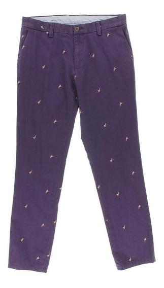 Pantalones Tommy Hilfiger Únicos En México Talla 38 / 30
