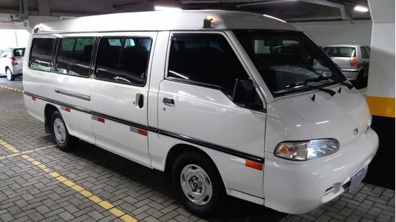 Hyundai H100 2003 16 Lugares - Conservadíssima!!!