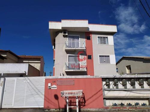 Apartamento De 2 Quartos, Atlântica - Ap0971