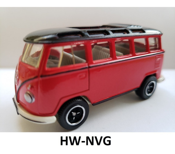 Matchbox Vw Kombi Transporter Bus T2 Van Loose Custom 21 Win