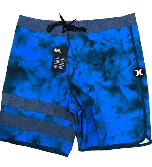 Kit 5 Bermudas Hurley Phantom Lote Original