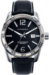 Reloj Hombre Viceroy 432263-55 Calendario Acero Wr 100m
