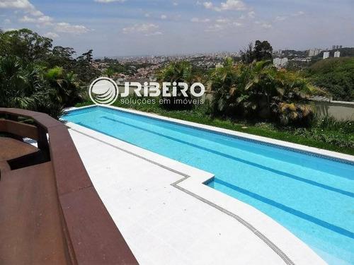 Imagem 1 de 28 de Casa Em Condomínio 4 Suítes, 8 Vagas, Espaço Gourmet, Piscina, Quadra,  Para Venda Em Jardim Ibiratiba São Paulo-sp - 901228