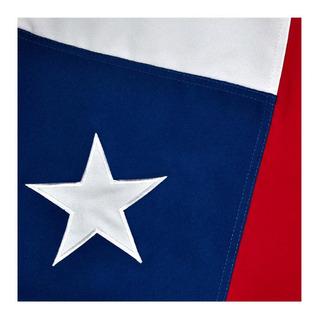Bandera Chilena Con Estrella Cosida 200x300 Cm / Cupoclick