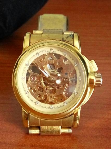 Reloj Pulsera Skeleton