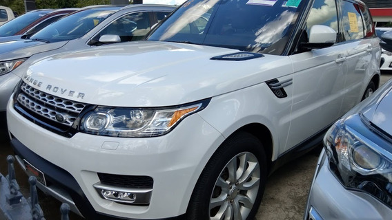 Land Rover Range Rover Hse Td6 (sport) Diesel Blanca 2016