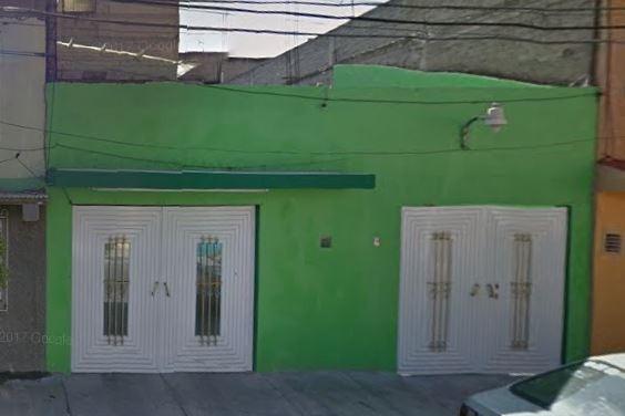 Remate Bancario Casa En Villa Obregon Metropolitana 3a Secc