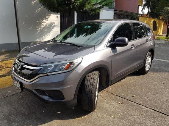 Flamante Honda Crv Lx 2015