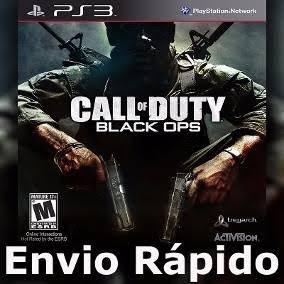 Call Of Duty Black Ops+5 Jogos Ps3 Psn Digital