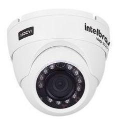 Câmera Infra Dome Hdcvi Intelbras Vhd 3020 D, Lente 2,8 Mm