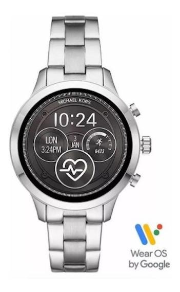 Reloj Michael Kors Smartwatch Rosa Y Oro Nuevo Ven.nom