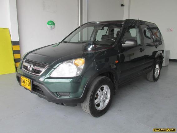 Honda Cr-v Lx 2.4