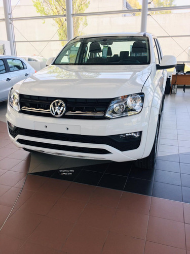 Volkswagen Amarok 0km 2021 Min Anticip O Tu Usado + Cuotas N