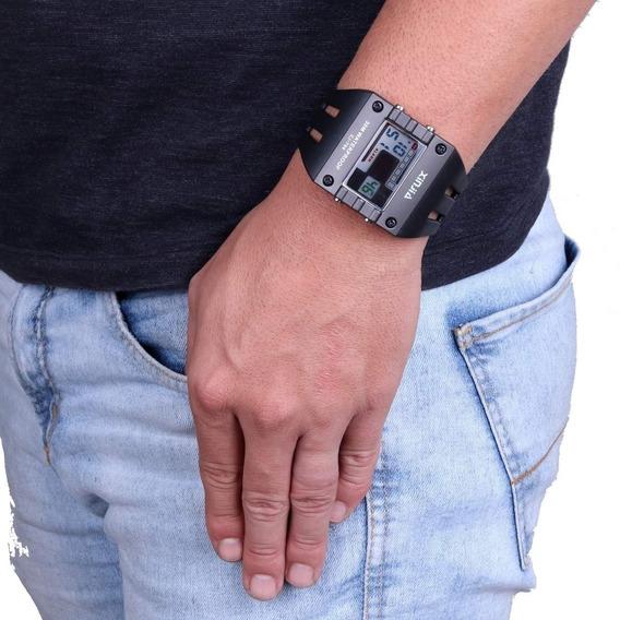Relógios Xinjia Digital Prova D´agua + Brinde 1 Carteira