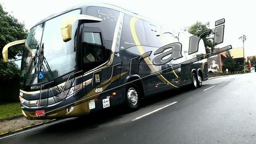 Paradiso G7 1200 Scania K360 Ano 2014/15 Truc 46 Lug Ref 539