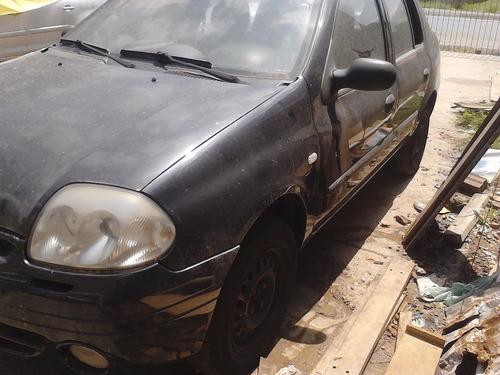 Sucata Clio Sedan