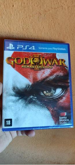 God Of War 3 Ps4 Midia Fisica Novo