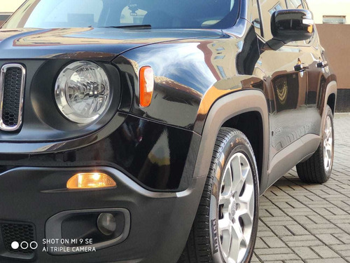 Jeep Renegade Longitude 1.8 Flex