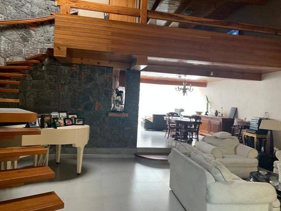 Casa En Renta Avenida San Buenaventura, Club De Golf México
