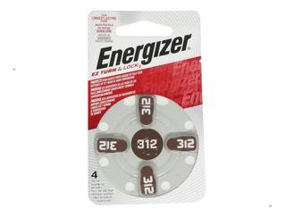 Pila Energizer Az 312 X 20unidades Audifono Audiologia