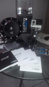 Kit Gopro Hero 3 + Silver Full Hd , Dome 4 Com Boia