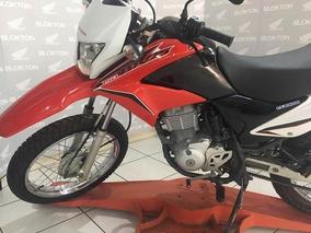 Honda Nxr 150 Bros Es 2014 Vermelha Flex