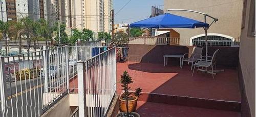 Casa Com 3 Dormitórios À Venda, 110 M² Por R$ 585.000,00 - Vila Helena - Santo André/sp - Ca3177