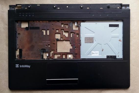 Carcaça Base Superior Notebook Itautec A7420 639c4512015n