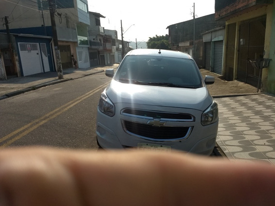 Chevrolet Spin Spin Lt Automática