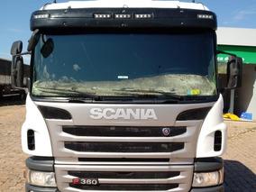 Scania P360 4x2 Automatico 2012/2013 Novíssima